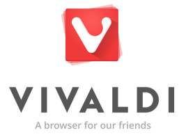 Vivaldiロゴ
