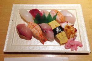 寿司(通常アングル)