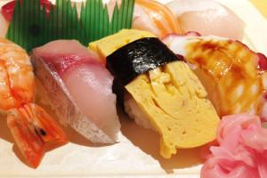 寿司(アップ)